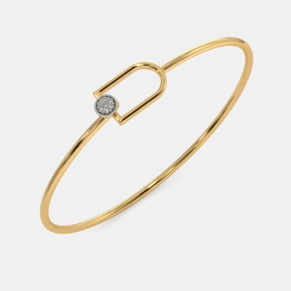 The Adaliyah Toggle Bangle
