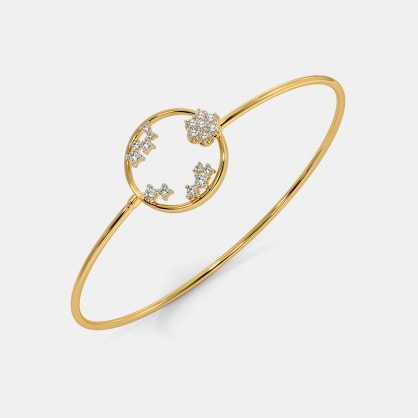 The Titania Toggle Bangle