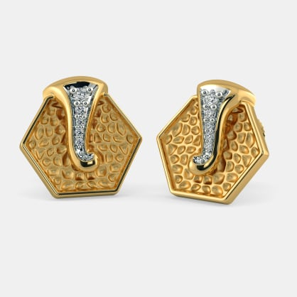 The Vyom Stud Earrings