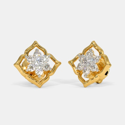 The Aalin Stud Earrings