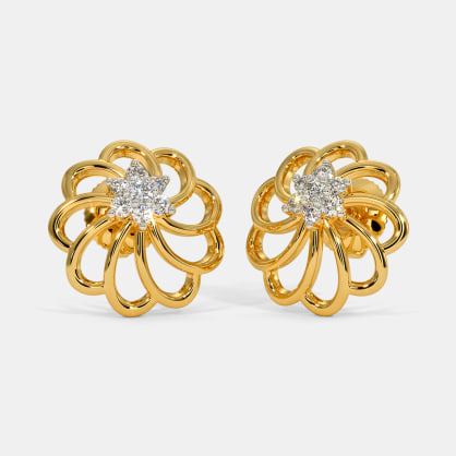 The Engracia Stud Earrings