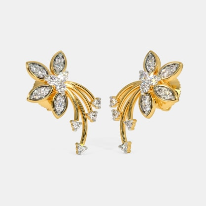 The Lavika Stud Earrings