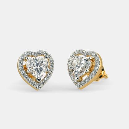 The Impressive Heart Earrings Mount
