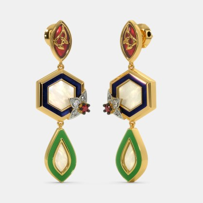 The Taavi Dangler Earrings