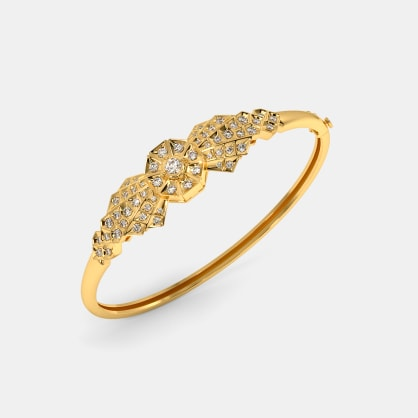 The Tamarai Oval Bangle
