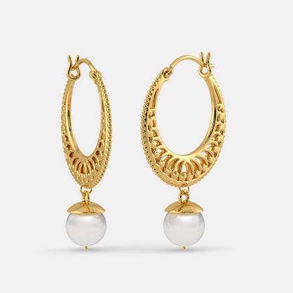 The Oceane Hoop Earrings