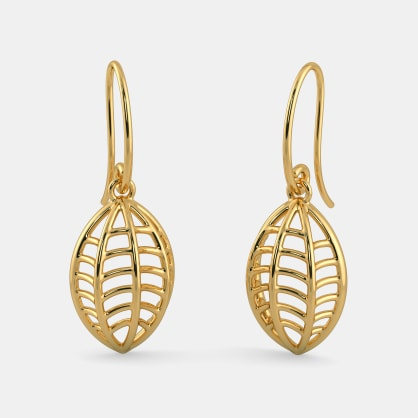 The Astounding Shell Earrings