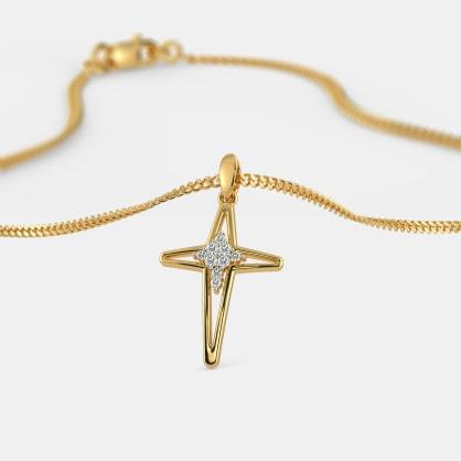 The Kadin Cross Pendant