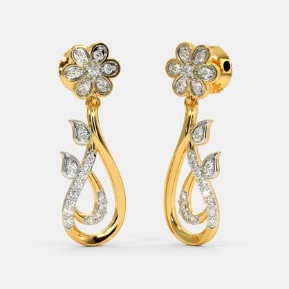 The Chaitri Drop Earrings