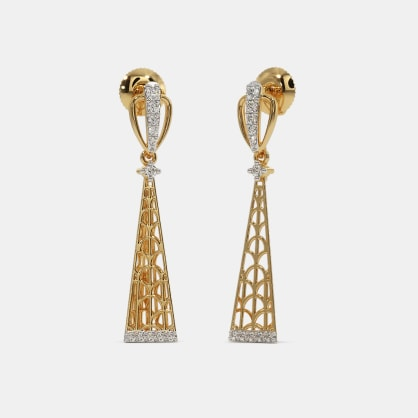 The Tove Drop Earrings
