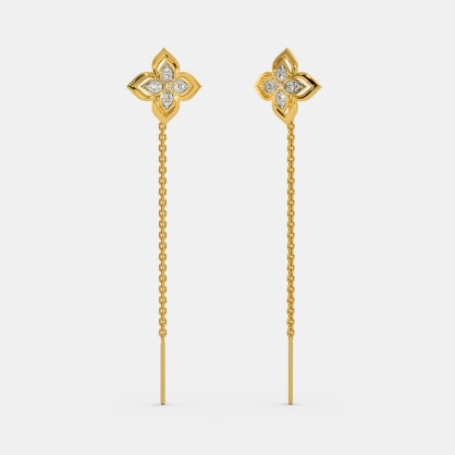 The Fadhl Sui Dhaga Earrings