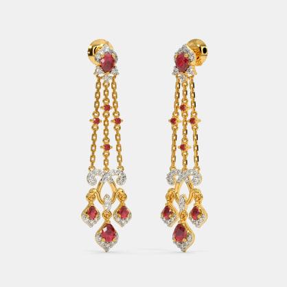 The Dierdrea Drop Earrings