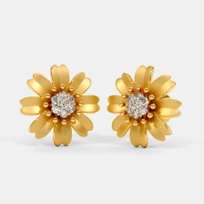 The Silvino Stud Earrings
