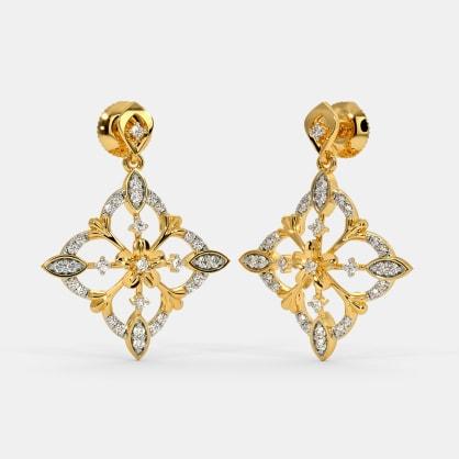 The Minka Drop Earrings