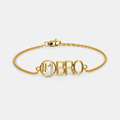 The Number one Bro Bracelet