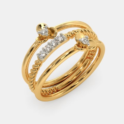 The Ellyn Stackable Ring