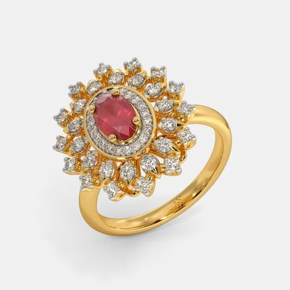 The Precila Ring