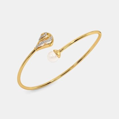 The Anzia Twister Bangle