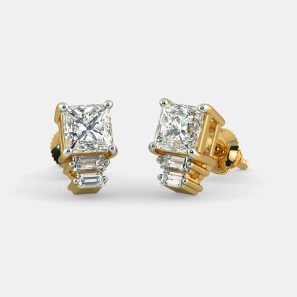 The Forever Grandeur Earrings Mount