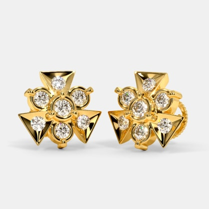The Tialakam Stud Earrings