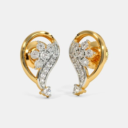 The Aksa Stud Earrings