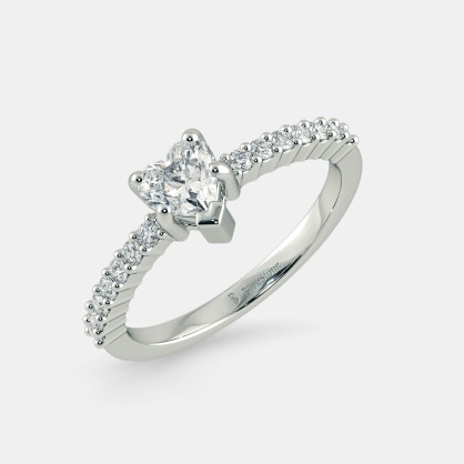 The Hearty Bliss Ring Mount