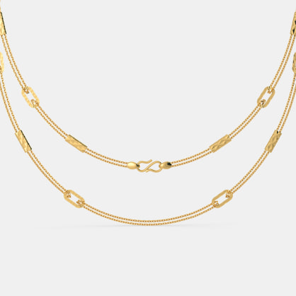 The Aangi Gold Chain