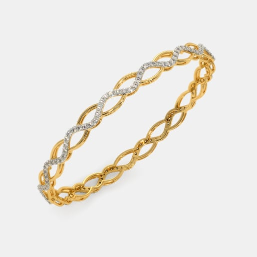 The Stefanie Round Bangle