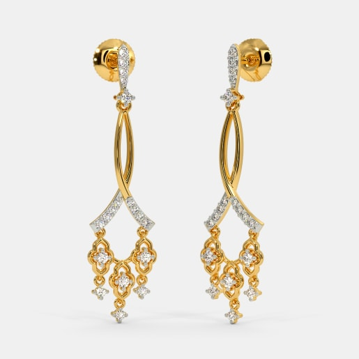 The Claude Dangler Earrings