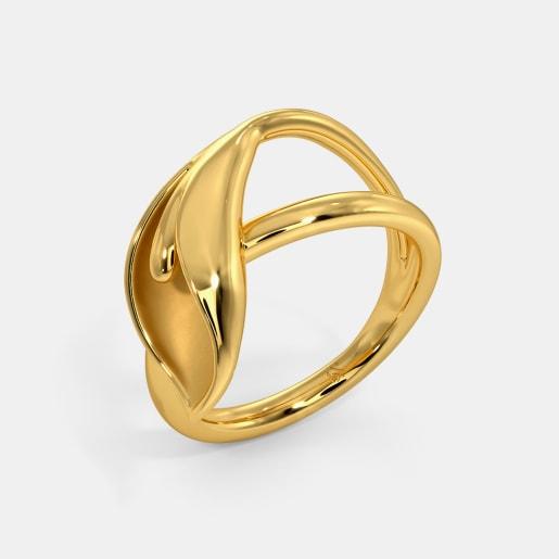 The Aurilia Flower Ring