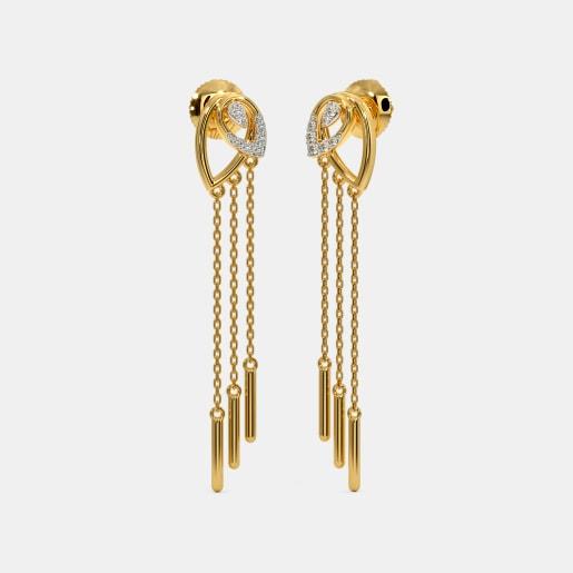 The Aelger Dangler Earrings