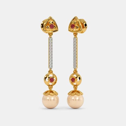 The Lestari Dangler Earrings