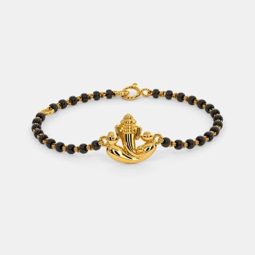 The Cute Ganesha Kids Bracelet