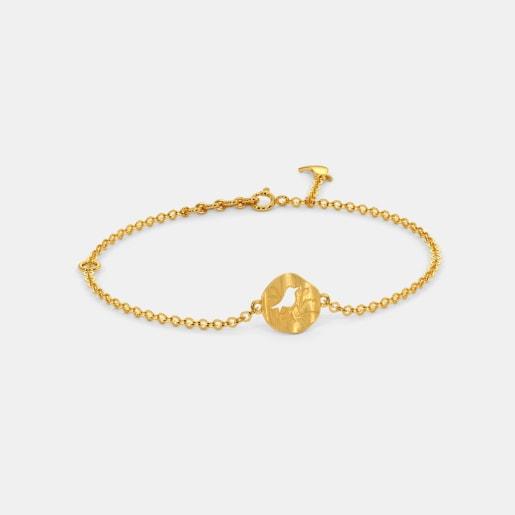 The Humming Bird Bracelet