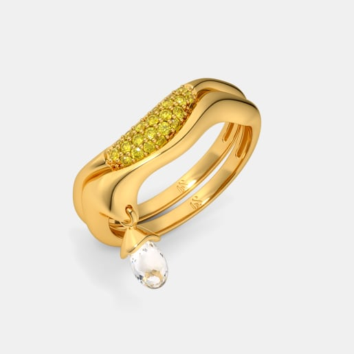 The Reverie Stackable Ring