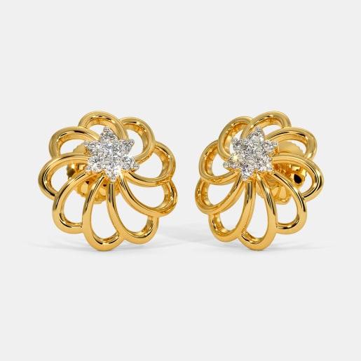 The Engracia Stud Earrings