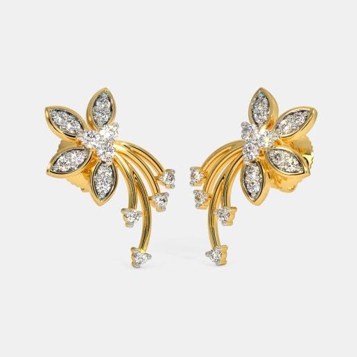 The Lavika Stud Earrings