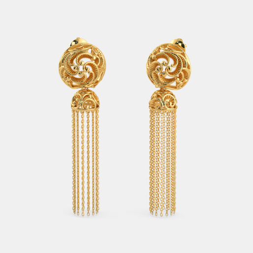 The Eshana Drop Earrings