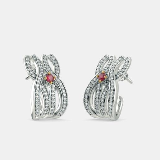 The Daiquiri J Hoop Earrings