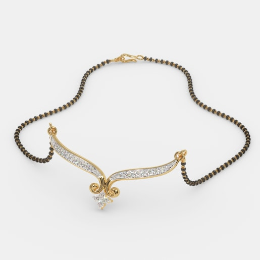 Mangalsutra - Buy 150+ Mangalsutra Designs Online in India