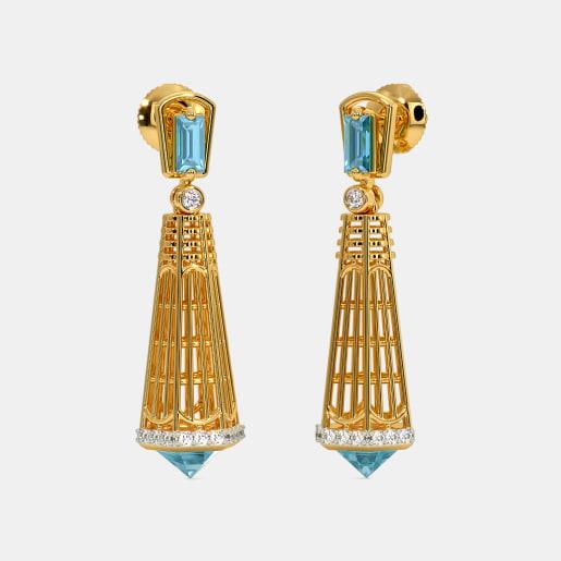 The Presha Drop Earrings