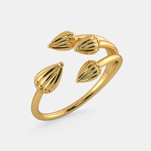 The Grazioso Top Open Ring