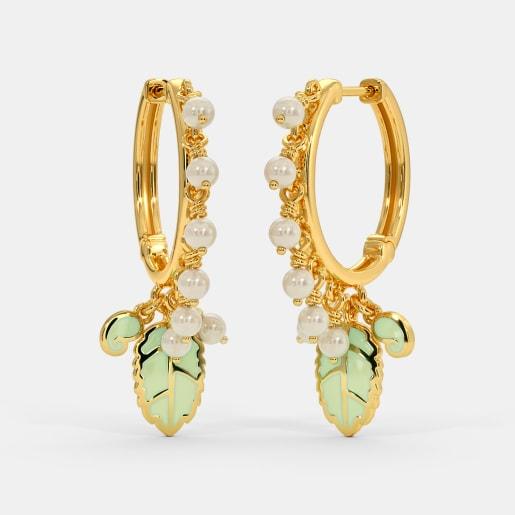 The Nais Hoop Earrings