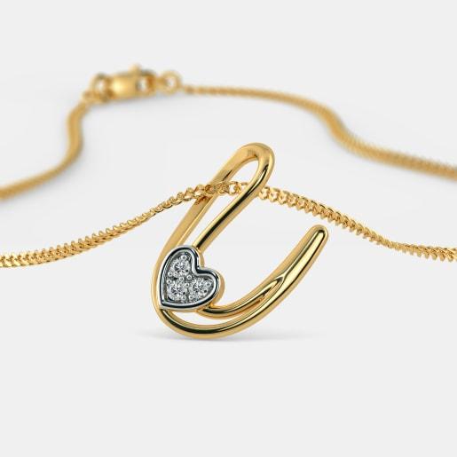The Anchored Love Pendant