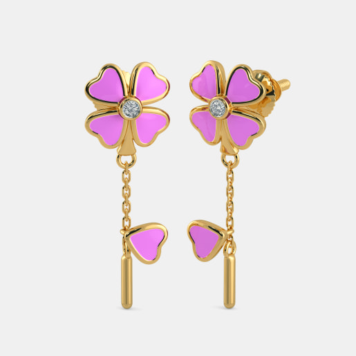 The Adaliz Earrings for Kids