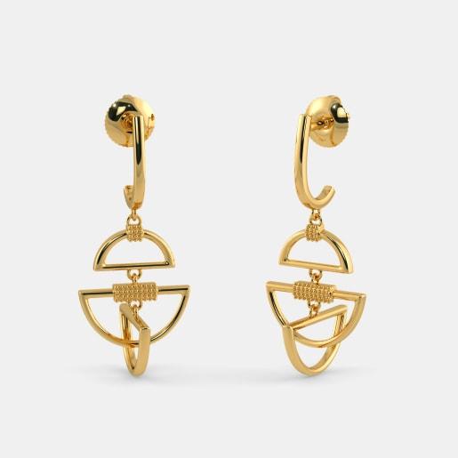 The Nicci Drop Earrings