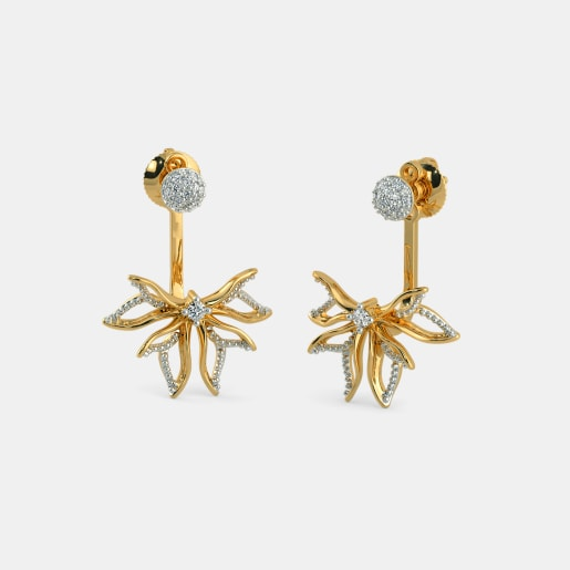 The Flabella Jacket Earrings