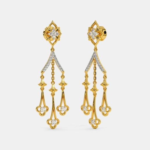 The Harvey Dangler Earrings