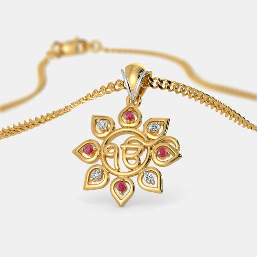 The Satnam Pendant