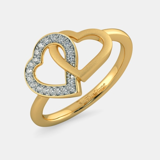 hearts rings buy 400 hearts ring designs online in india 2018